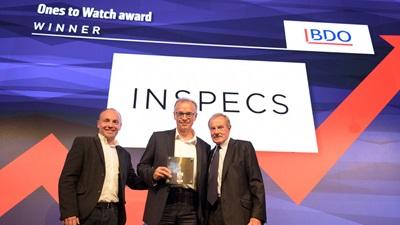 Inspecs award winners