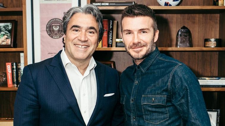 Safilo and David Beckham