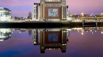 Baltic Flour Mills event venue
