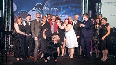 Black & Lizars awards
