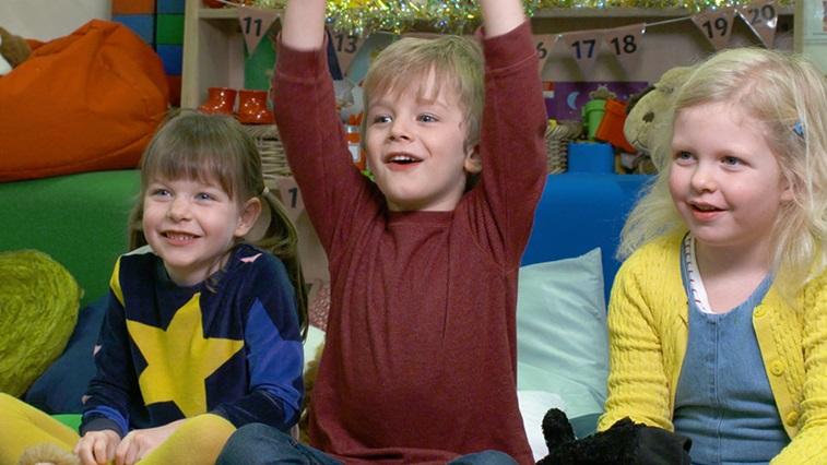 Children in Specsavers advert