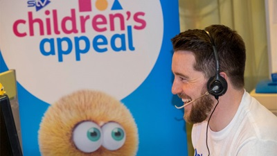 Optical Express STV Children's Appeal 2018