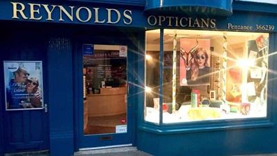 Reynolds Opticians