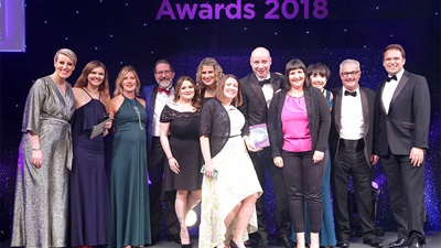 Specsavers apprenticeship scheme wins award