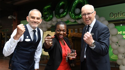 Specsavers Enfield Platinum Employer