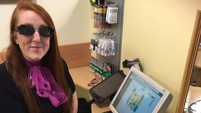 Specsavers Glaucoma training