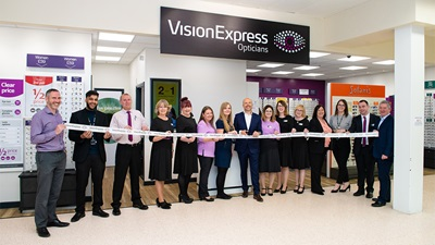 Vision Express Tesco