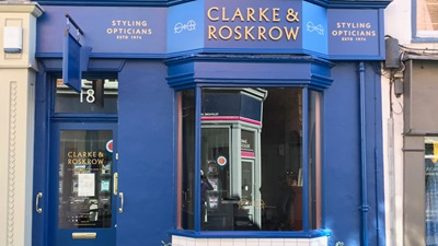 Clarke and Roskrow exterior
