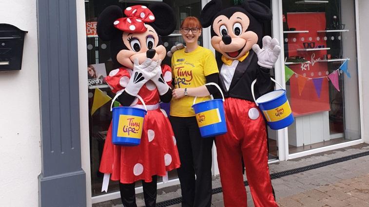 Fundraising by Eglinton EyeCare