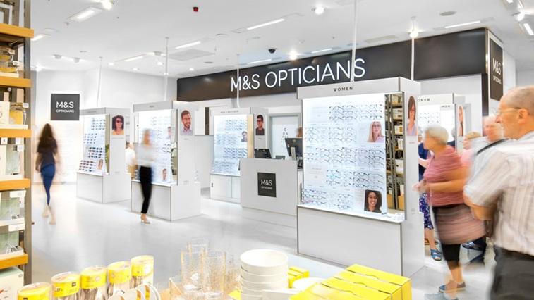 M&S Opticians