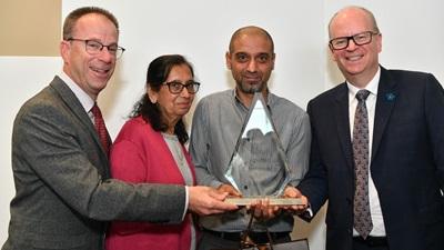 Scrivens award recipient 2019