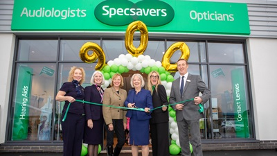 Specsavers 900th practice