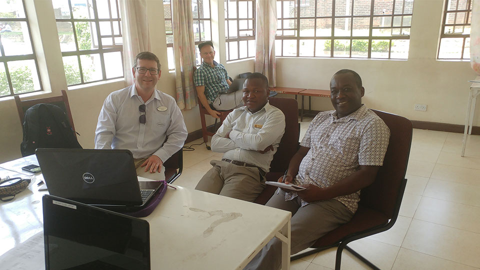 Specsavers Malawi project