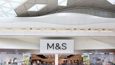 M&S exterior