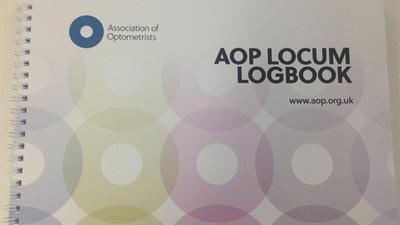 AOP Locum logbook