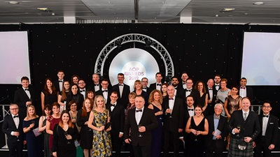 AOP Awards winners 2019