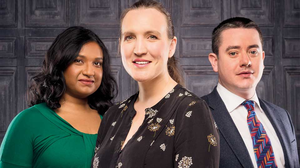 AOP Legal team