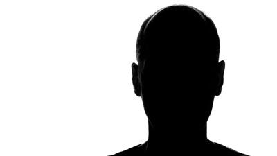 Head silhouette
