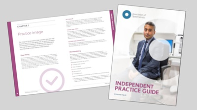 Independent practice guide cover