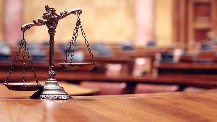 Judicial scales