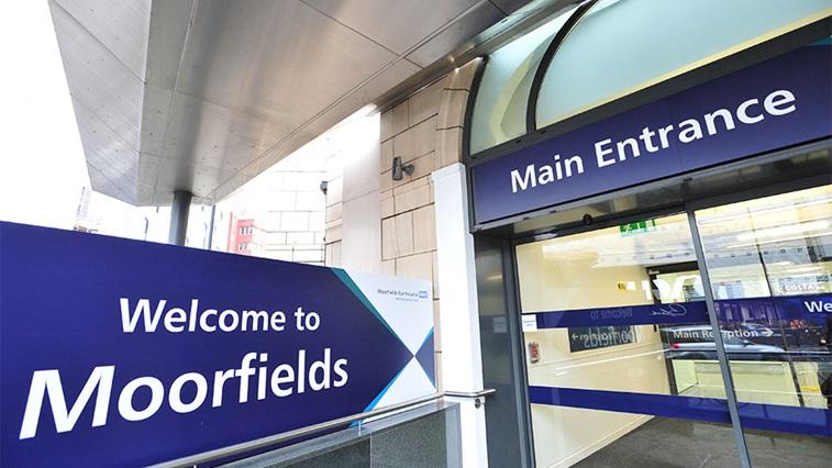 Moorfields Eye Hospital
