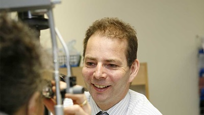 Southampton ophthalmologist is taking part in a £5 million study