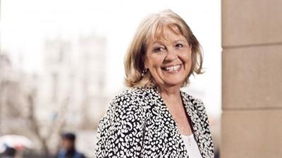Dame Cheryl Gillian