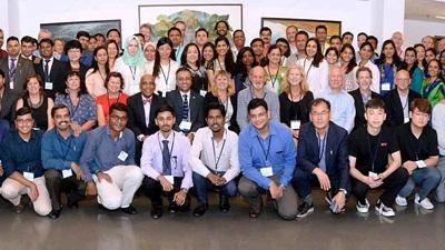 IACLE 2017 delegates