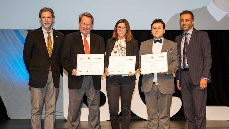 ICLA Award winners