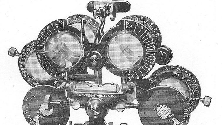 Optometry equipment