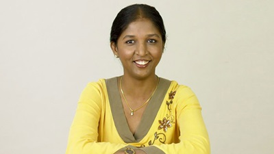 Professor Padmaja Sankardurg