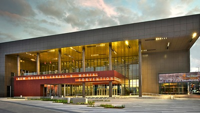 New Orleans Ernest Morial Convention Centre