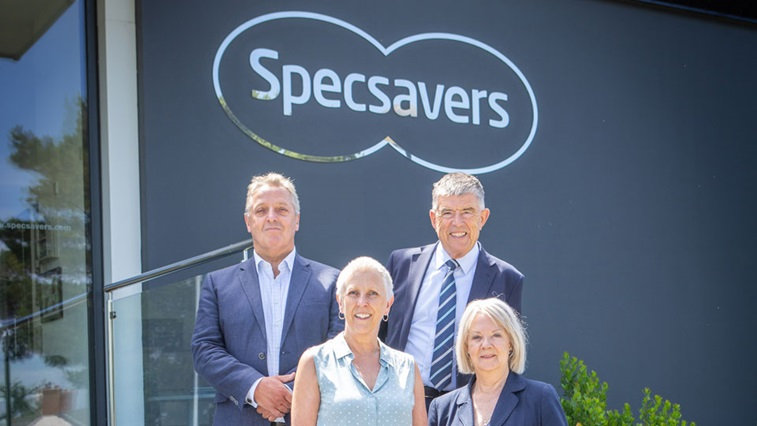 Specsavers main office