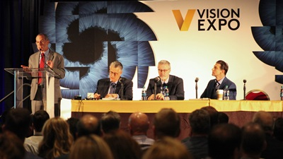 Vision Expo conference