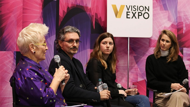 Vision Expo East education