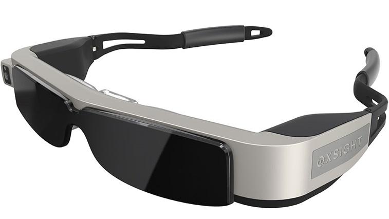 Oxsight glasses