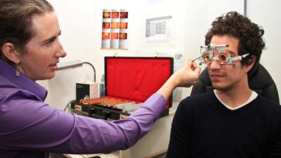 sight test
