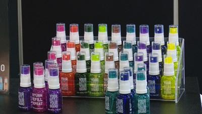 Glasklar bottles