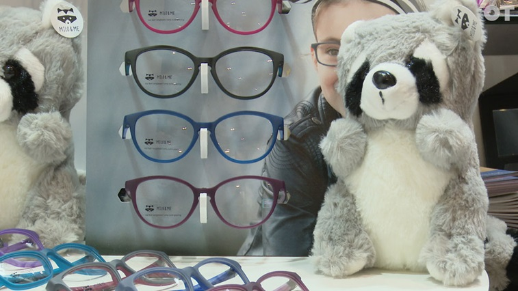 Dibble Optical Milo and me frames