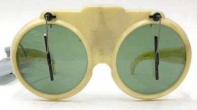Elton John windscreen frames