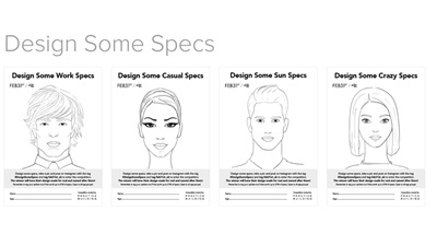 design specs graphic