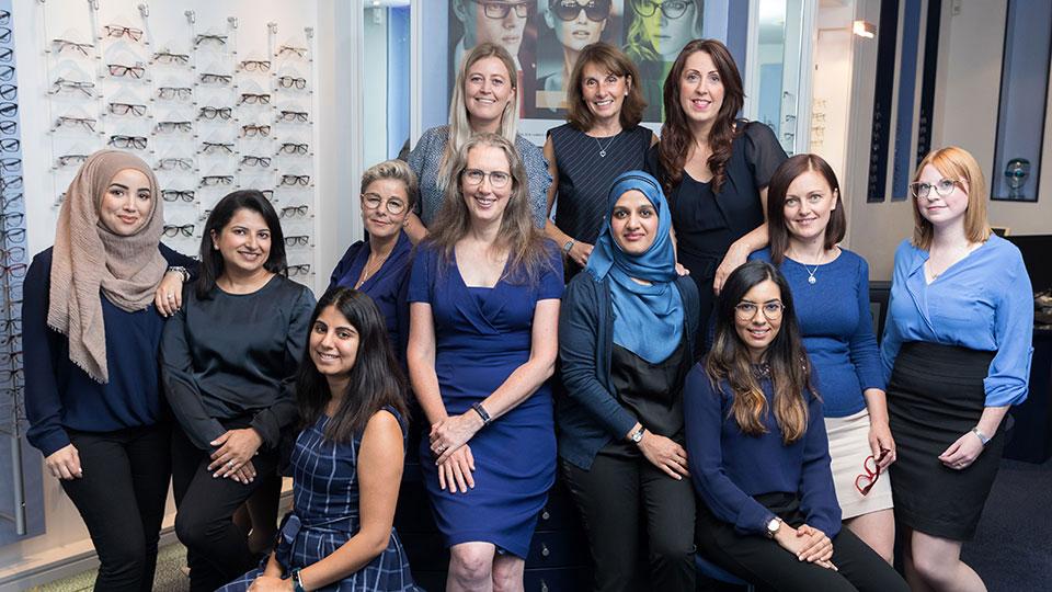 female optometrists