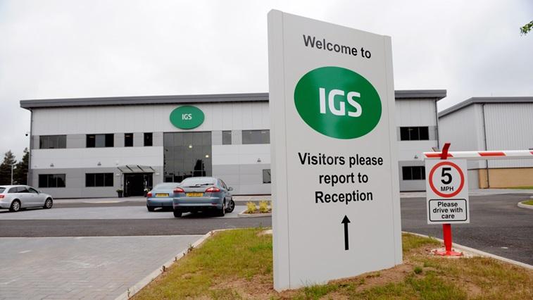 IGS reception