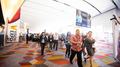 Vision Expo delegates