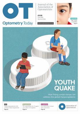 June front cover OT