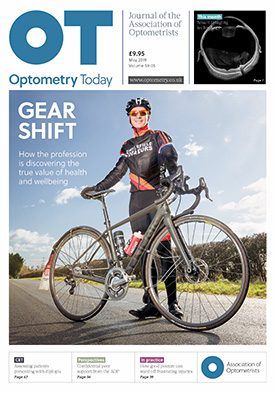 OT May front cover