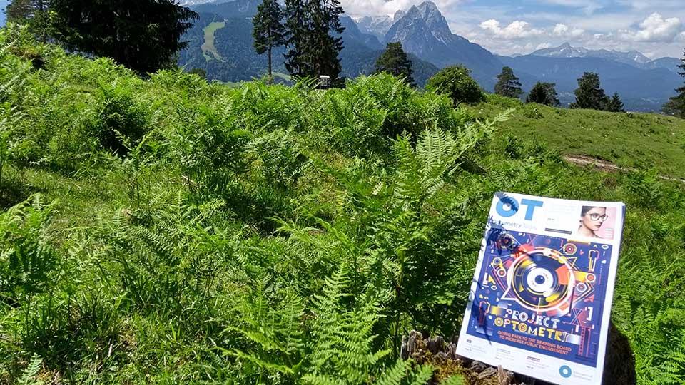 OT in the German Alps