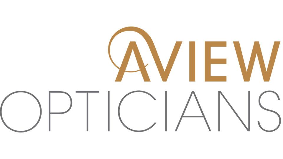 A View Opticians logo