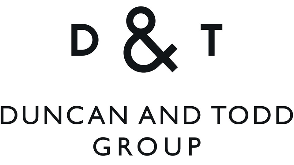 Duncan and Todd Opticians Group logo