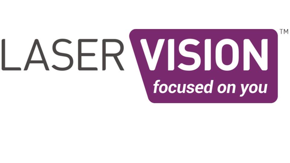 Laser Vision logo